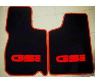 Car carpet for Opel Astra F GSI