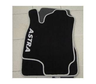 Car carpet for Opel Astra G