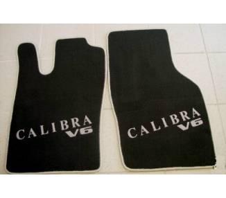 Car carpet for Opel Calibra V6
