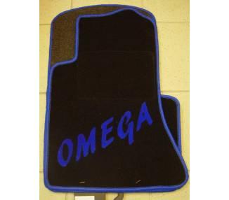 Car carpet for Opel Omega B