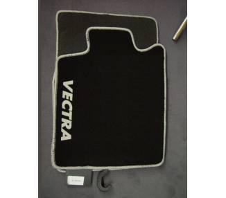 Car carpet for Opel Vectra B