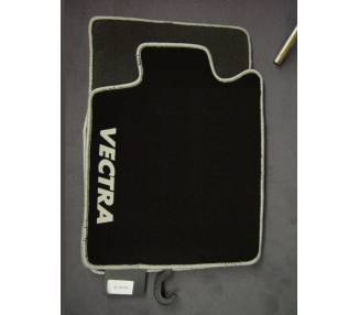 Car carpet for Opel Vectra C