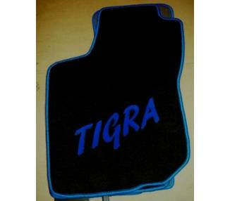 Car carpet for Opel Tigra A