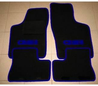 Car carpet for Opel Kadett E GSI