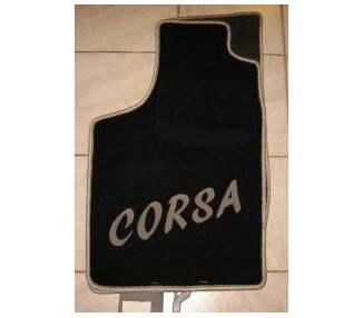 Tapis de sol pour Opel Corsa B