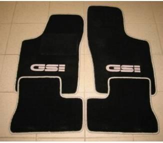Car carpet for Opel Corsa B GSI