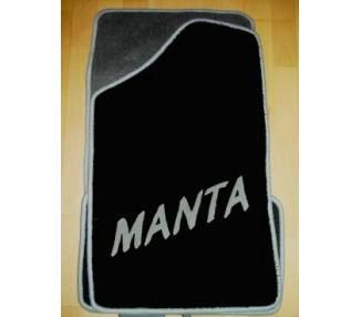 Autoteppiche für Opel Manta A