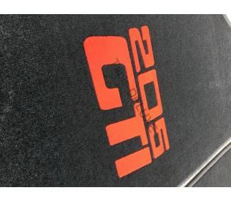 Autoteppiche für Peugeot 205 GTI