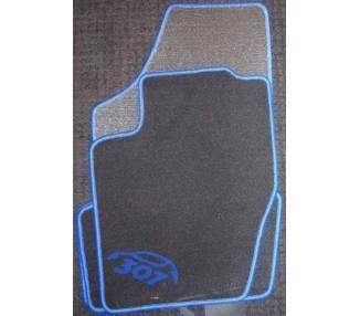 Tapis de sol pour Peugeot 307