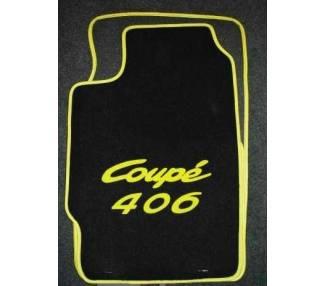 Tapis de sol pour Peugeot 406