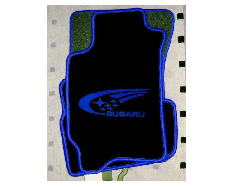 Car carpet for Subaru Impreza jusqu'a 2000