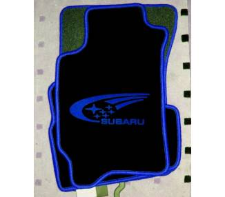 Tapis de sol pour Subaru Impreza de 2000-2002