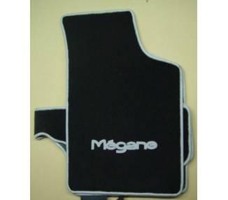Car carpet for Renault Megane 1