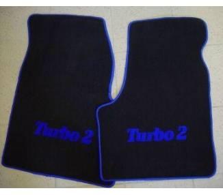 Car carpet for Renault 5 Turbo 2