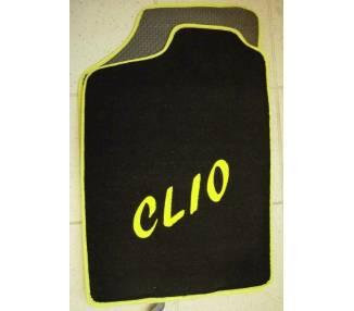 Tapis de sol pour Renault Clio 1
