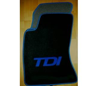 Car carpet for Volkswagen Golf 3 TDI
