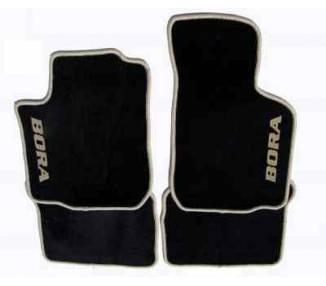 Car carpet for Volkswagen Bora