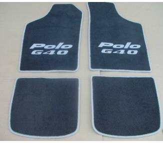 Car carpet for Volkswagen Polo G40