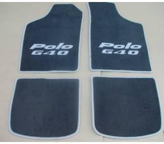 Tapis de sol pour Volkswagen Polo G40