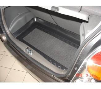 Boot mat for Chevrolet Spark 5 portes à partir du 02/2010-