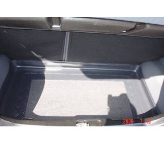 Boot mat for Chevrolet Spark/Matiz M200 à partir du 05/2005-