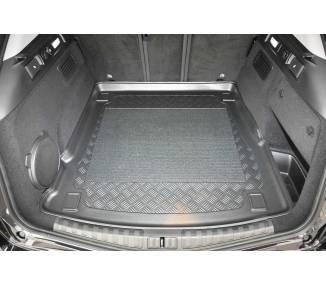Boot mat for pour Alfa Romeo Stelvio (Type 949) à partir de 2017 SUV 5 portes Modèle avec ou sans le subwoofer