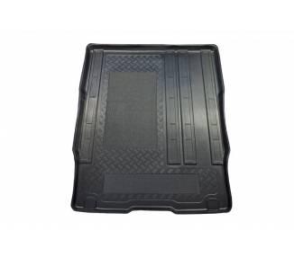 Boot mat for pour Toyota ProAce Verso L2 (Medium) à partir de 2016 monospace 5 portes Derrière la 2ème rangée