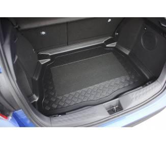 Boot mat for pour Toyota CH-R à partir de 2017 SUV 5 portes Aussi le hybrid sans ou avec sound system côté droit déc