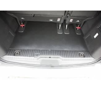 Tapis de coffre pour Toyota ProAce Verso L2 (Medium) à partir de 2016 monospace 5 portes Derrière la 3ème rangée
