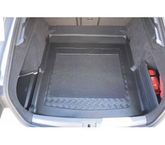 Boot mat for pour VW Arteon à partir de 2017 berline 4 portes Avec kit de reparation renfoncement gauche découpable