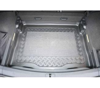 Kofferraumteppich für VW Tiguan II ab 2016 SUV 5 Türen Modell mit Varioboden ohne Reserverad