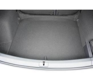 Boot mat for pour VW Tiguan II à partir de 2016 SUV 5 portes Coffre bas Modèle sans surface de chargement variable