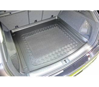 Boot mat for pour VW Touareg III à partir de 2018 SUV 5 portes Aussi le modèle avec systeme de rail variable