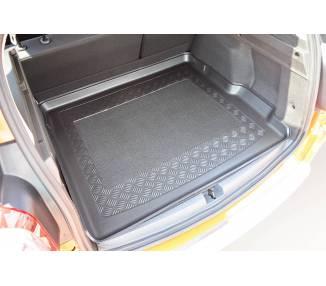 Boot mat for pour Dacia Duster II à partir de 2018 SUV 4 roues motrices 5 portes