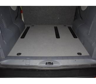 Tapis de coffre pour Fiat Scudo II de 2007-2016 monospace 5 portes Break et Panorama chassis 3122mm