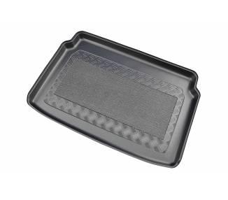 Boot mat for pour Ford EcoSport III à partir de 2018 SUV 5 portes Coffre haut Surface de chargement platte surface d