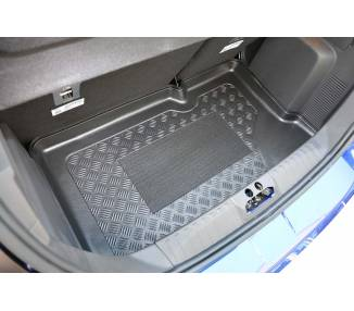 Boot mat for pour Ford KA+ III à partir de 2017 berline 5 portes