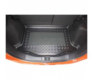 Boot mat for pour Honda Jazz III à partir de 2015 berline 5 portes