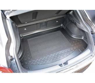 Tapis de coffre pour Hyundai i30 III (PD) Fastback à partir de 2017 berline 4 portes avec casier sous le plancher du coffre