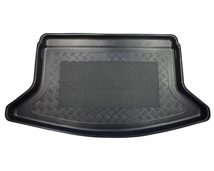 Boot mat for pour Hyundai i30 III (PD) à partir de 2017 berline 5 portes Coffre bas Sans le système de série Pack Com