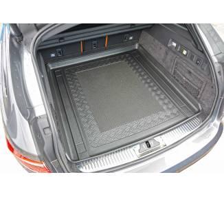 Kofferraumteppich für Jaguar XF II (X260) Sportbrake ab 2017 Kombi 5 Türen Inkl. Modelle mit Schienen