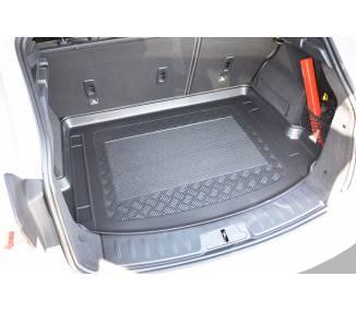 Kofferraumteppich für Jaguar E-Pace ab 2018 SUV 5 Türen Inkl. Modelle mit Varioschienen