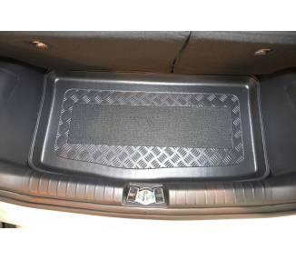 Boot mat for pour Kia Picanto III (JA) à partir de 2017 berline 5 portes Coffre bas Modèle sans surface de chargement