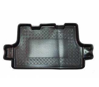 Boot mat for pour Land Rover Discovery I de 1989-1998 4 roues motrices 5 portes 5+7 places