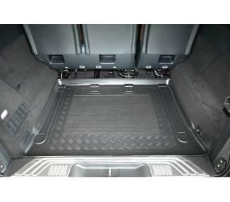 Boot mat for pour Mercedes V W447 à partir de 2014 monospace 5 portes derrière la 3eme rangée de sièges chassis: 3430