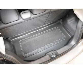 Kofferraumteppich für Mitsubishi Space Star Facelift ab 2017 Limousine 5 Türen Für erhöhte Ladefläche auf dem Ablagebrett