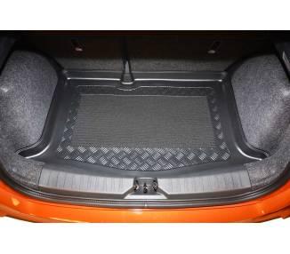Boot mat for pour Nissan Micra K14 à partir de 2017 berline 5 portes