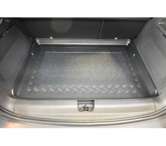 Boot mat for pour Opel Crossland X à partir de 2017 SUV 5 portes Coffre haut Modèle avec surface de chargement variab