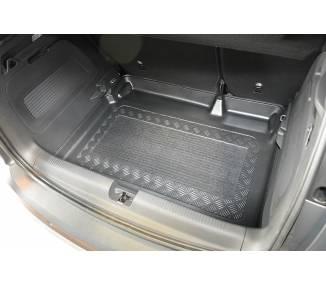 Tapis de coffre pour Opel Crossland X à partir de 2017 SUV 5 portes Coffre bas