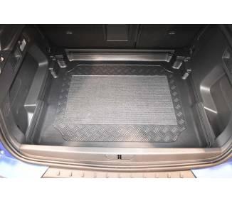 Boot mat for pour Opel Grandland X à partir de 2017 SUV 5 portes Coffre bas Modèle avec la préparation pour la surfac